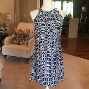 Aryeh Geometric Shift Dress from Anthropologie